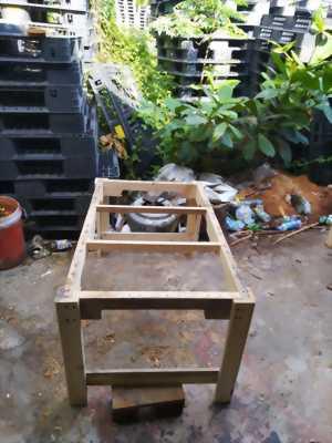 Kinh doanh pallet gỗ thông ,thùng rác công nghiệp tại đà nẵng