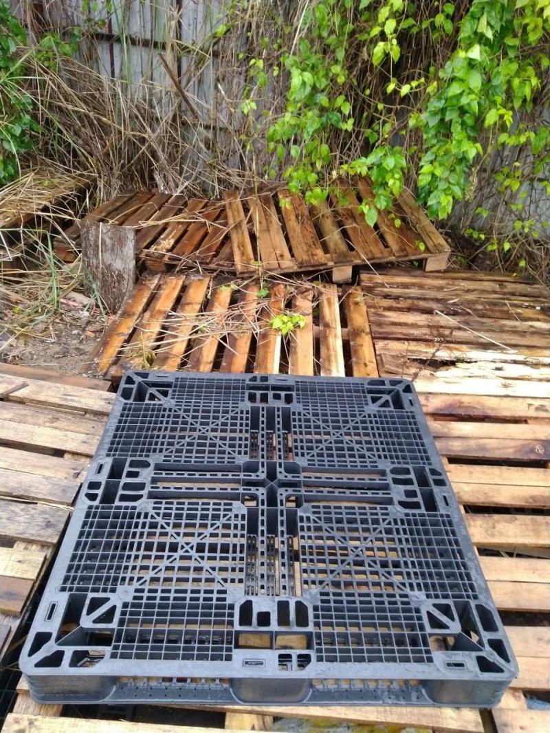 Thanh lý Pallet nhựa đã qua sử dụng tại đà nẵng 0901166292
