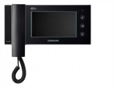 Bộ video doorphone SHT-3605PM/EN