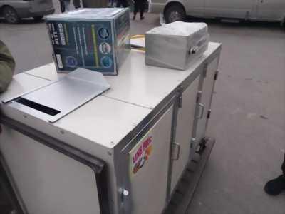 Máy sấy tinh bột nghệ tự động chất lượng cao