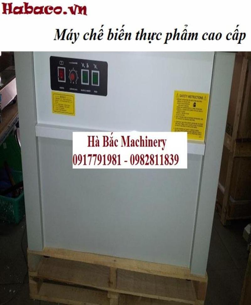 Máy đóng đai thùng NB 168 hàng công ty