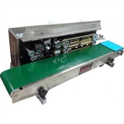 Máy hàn miệng túi FRM 980 hàng công ty