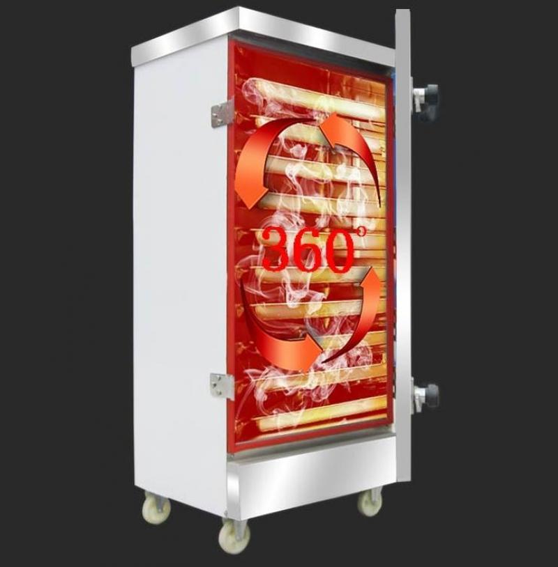 Tủ nấu cơm 12 khay hàng công ty 41654