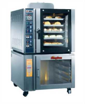 Lò nướng bánh mì đối lưu 5 khay 3656