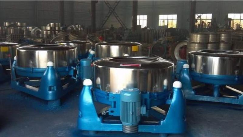 Máy vắt li tâm công nghiệp 25-220 kg hàng công ty