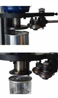 Lò quay gà vịt kính trong dùng than,gas và điện 41654