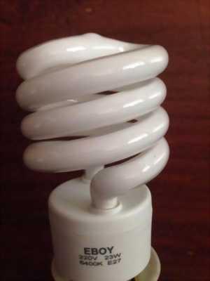 Bộ đèn ãm trần các loại Bóng đèn Eboy chân E 27 220 v