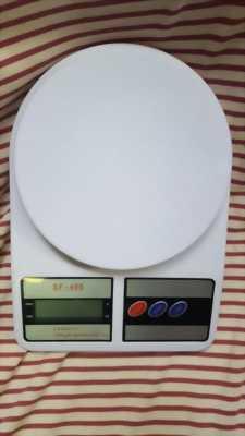 Cân điện tử để bàn Kitchen Scale SF-400, tối đa 7Kg