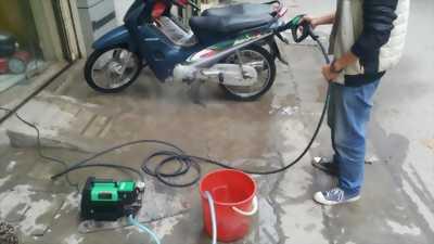Bán máy rửa xe gia đình áp lực cao hiệu Narita NT30