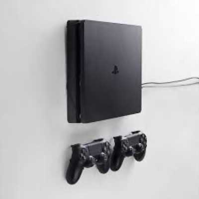 PS4 SLIM 500GB + 2 TAY CẦM + 1 ĐĨA GAME