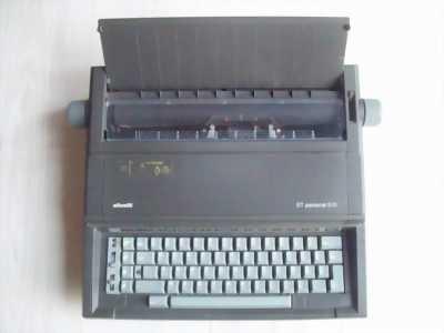 Cần bán máy đánh chữ OLIVETTI 510 II, hoạt động tốt