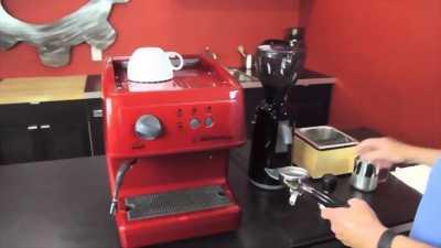Bán máy pha cà phê Simonelly Oscar  cao cấp của Ý