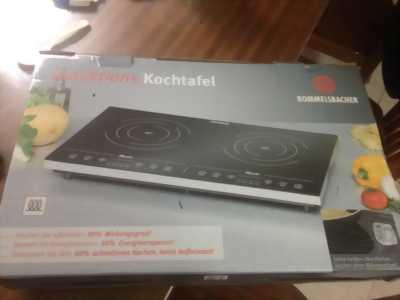Cần bán bếp từ đôi nhãn hiệu Rommelsbacher CT 3410