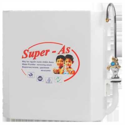 Máy lọc nước nano lọc Asen Sunny-Eco Super-As