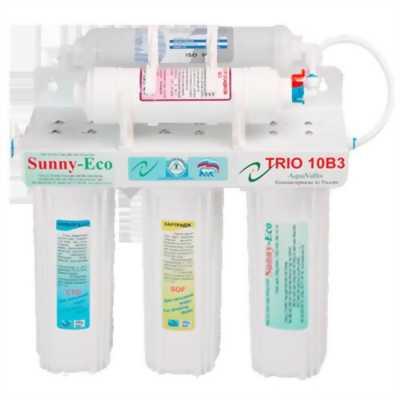 Máy lọc nước sinh hoạt Sunny-Eco Trio10B3