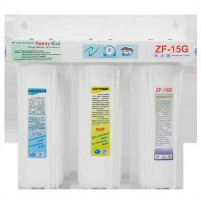 Máy lọc nước giếng khoan nano Sunny-Eco ZF-15G
