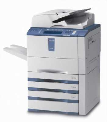 Cần bán máy in photocopy toshiba e720 còn mới.