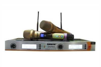 Micro Shure UGX9ii