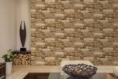 Giấy dán tường, sàn gỗ,tranh,xốp dán tường đủ loại