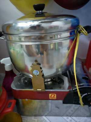 Nồi bắp rang bơ bằng gas mini