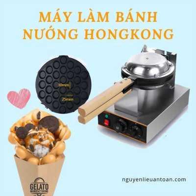 Máy làm bánh nướng HongKong