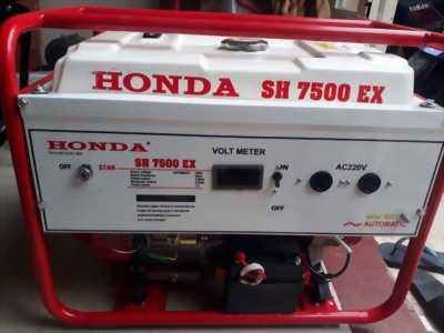 Máy phát điện honda sh7500 ở đâu giá rẻ