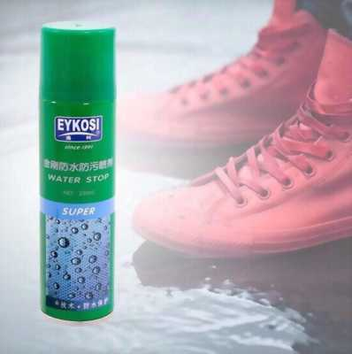 Xịt giày chống thấm nước