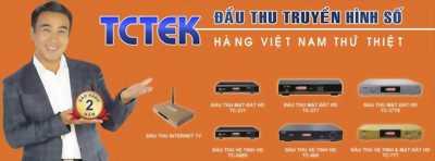 Adroid Box và các loại đầu thu truyền hình  VN sản xuất