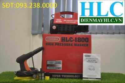 Mua máy rửa xe gia đình Oshima HLC 1800 uy tín giá rẻ nhất Hà Nội