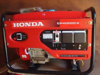 Máy phát điện, máy bơm nước, máy cắt cỏ, máy thái rau