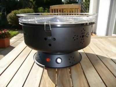 Bếp nướng không khói Việt Nam BN300