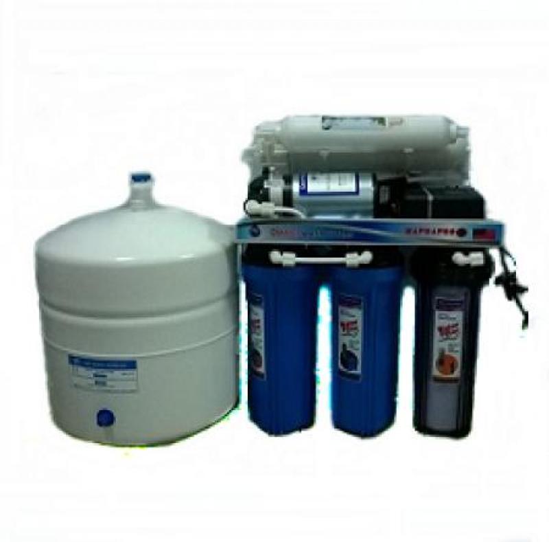 Máy lọc nước uống tinh khiết RO-UV diệt khuẩn 100%