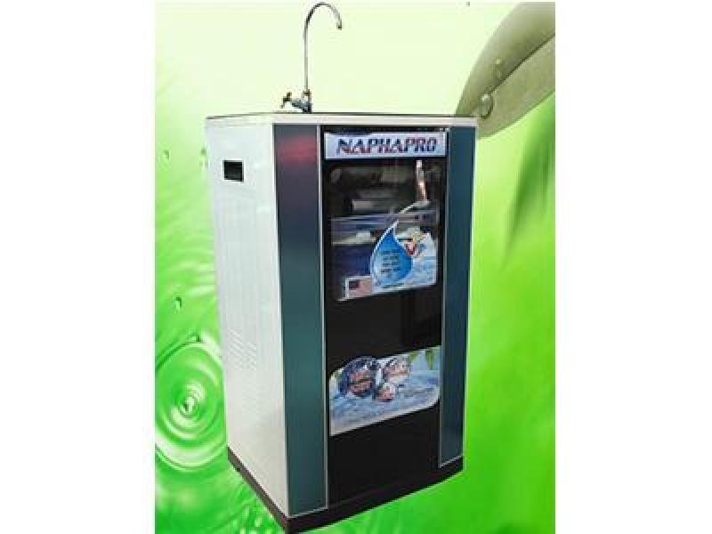 Máy lọc nước uống tinh khiết dạng tủ RO- UV 7 cấp lọc