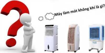 Máy làm mát không khí là gì