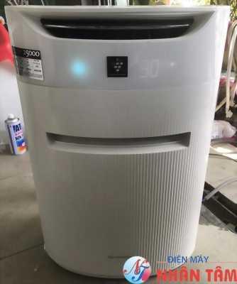 Máy lọc không khí nội địa Nhật Sharp KI-BX50
