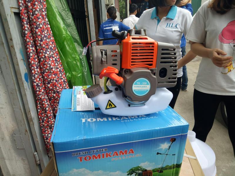 Địa chỉ cung cấp máy phát điện, máy xịt rửa xe Tomikama
