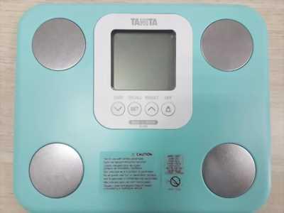 Cân sức khỏe Tanita - made in japan - tại Tân Phú