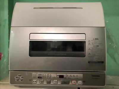 Máy rửa bát nội địa Toshiba DWS-E660D(P) Steam engine 2012