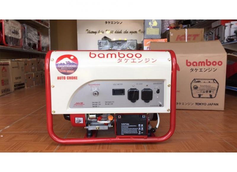 Máy phát điện gia đình 2,8kw BMB3800C