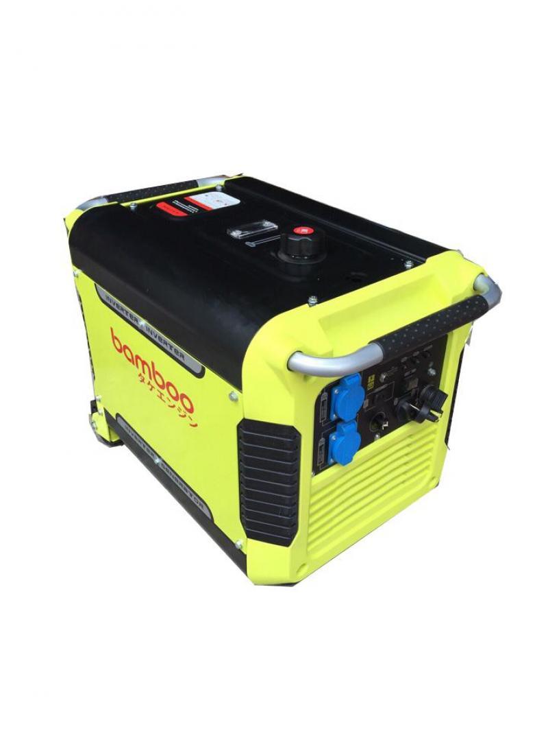 Máy phát điện xách tay 2,5kw sử dụng công nghệ inventer-tiết kiệm nhiên liệu