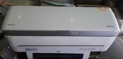 Máy lạnh DAKIN inveter, plasma ion, auto clean hàng Vip tai nghe r410a