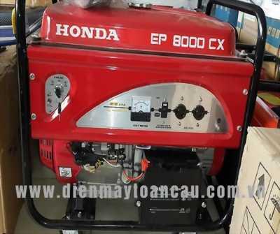 Máy Phát Điện HONDA EP8000CXS ( Đề nổ-7.5kva)