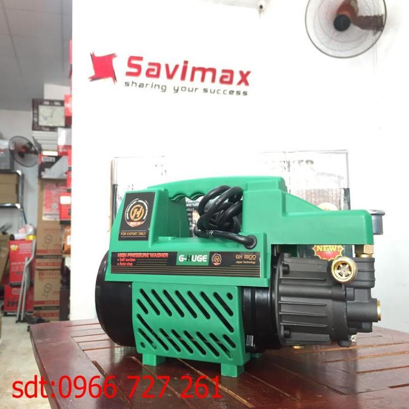 Máy rửa xe áp lực cao g-huge 1800w