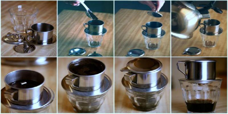 Cách pha cà phê siêu sánh, siêu thơm