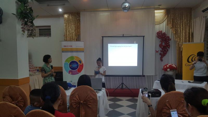 Hội thảo: Kĩ năng thiết kế kì vọng cho trẻ khiếm thính