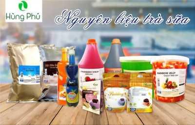 Đại Hùng Phú – nhà phân phối sỉ lẻ nguyên liệu trà sữa lớn