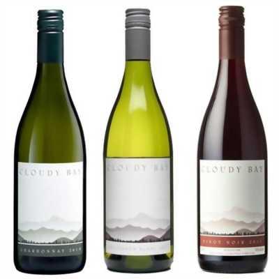 Top rượu vang New Zealand bán chạy nhất