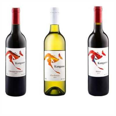 Rượu vang Úc Kangaroo