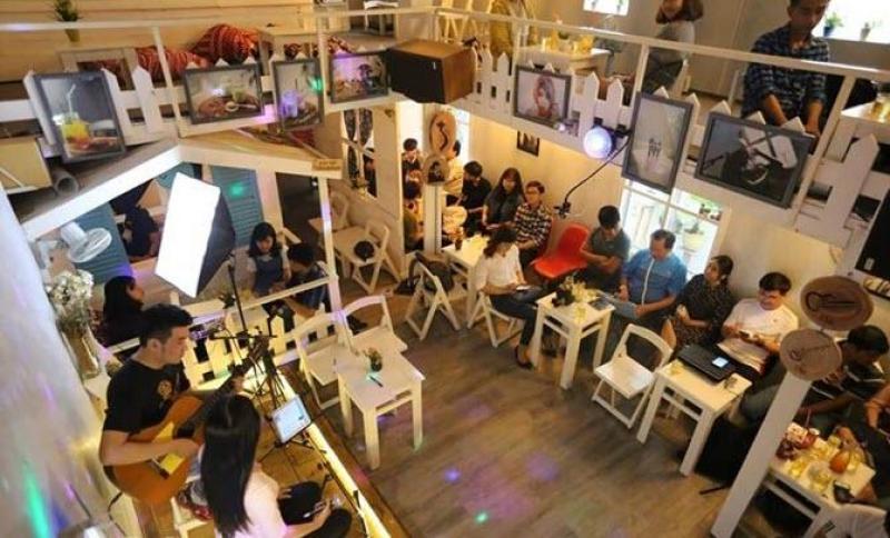 Cafe S Studio đến để cảm nhận sự khác biệt