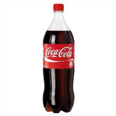 Nước ngọt coca cola 1 lit 5 /12 chai